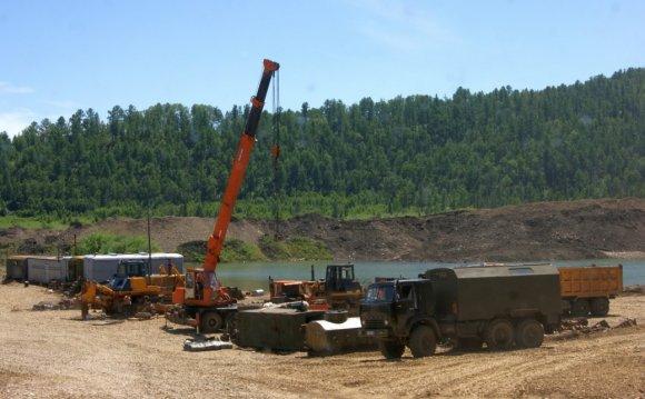 добычу полезных ископаемых