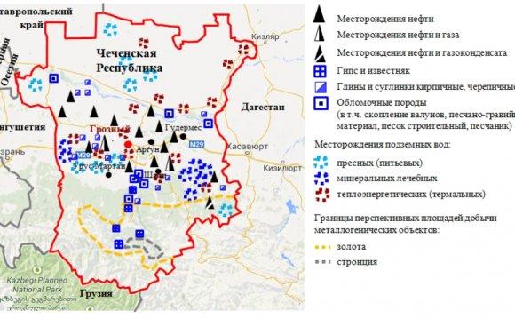 развитие Чеченской