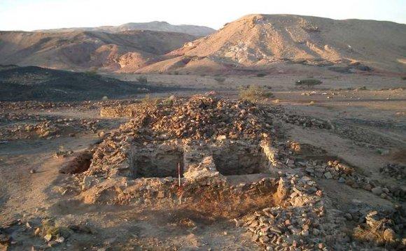 Древние медные рудники
