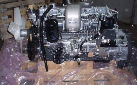 Двигатель Mitsubishi 6D16-TE1