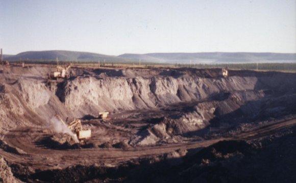 Полезные ископаемые не