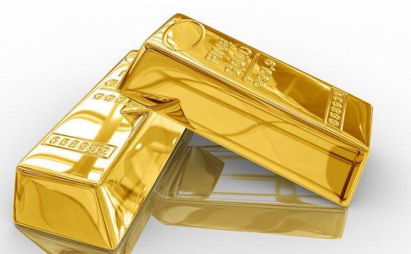 Традиционно желтое золото в