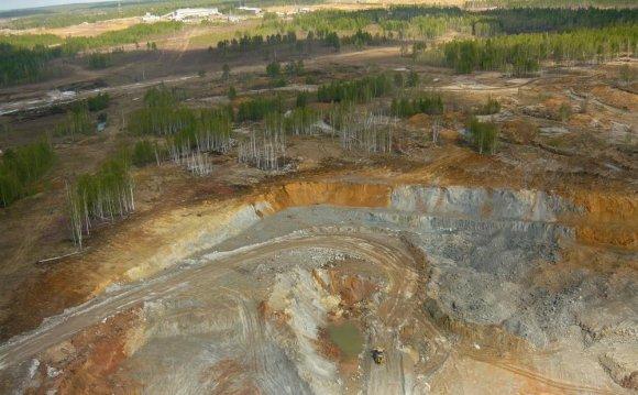 Горнодобывающие предприятия