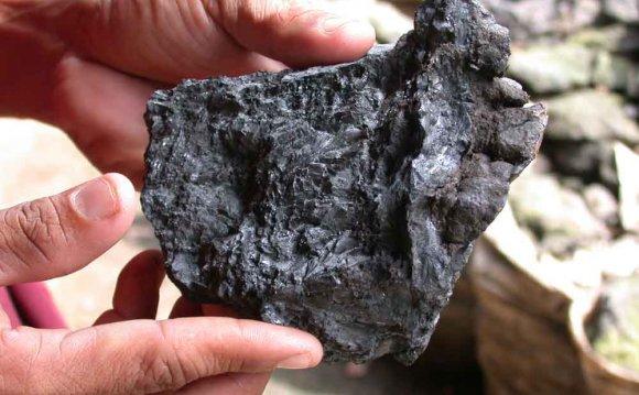 Природные ископаемые в США